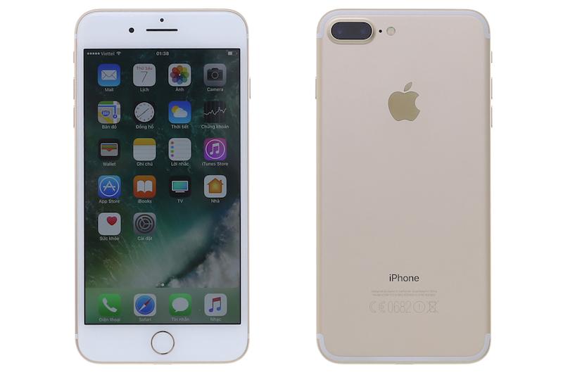 Điện thoại smartphone iPhone 7 Plus 32GB | Tổng thiết kế
