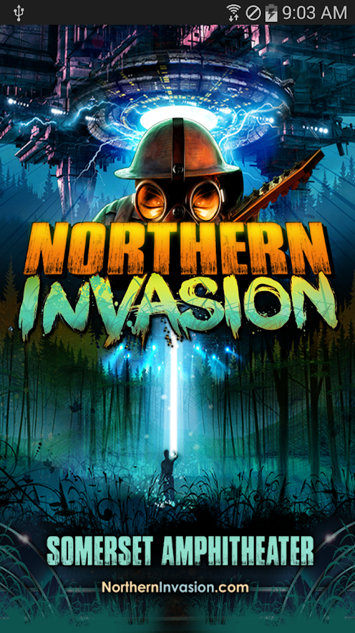 Northern Invasion- screenshot
