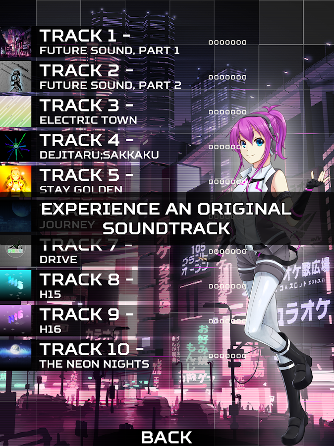 Akihabara - Feel the Rhythm- screenshot