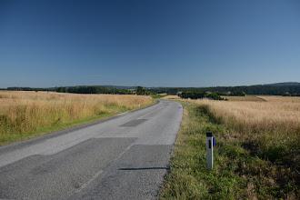 Photo: Droga ku granicy