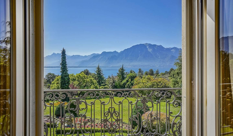 Propriété avec piscine Montreux