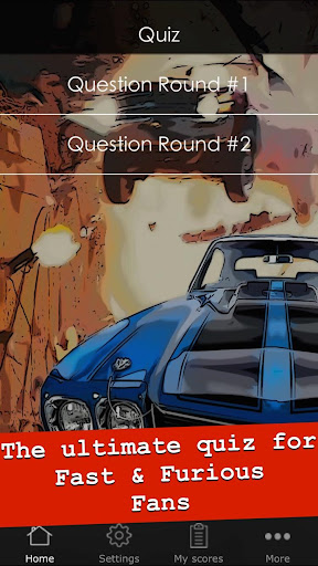 Quiz for Fast and Furious