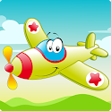 Memory game for kids : Planes icon