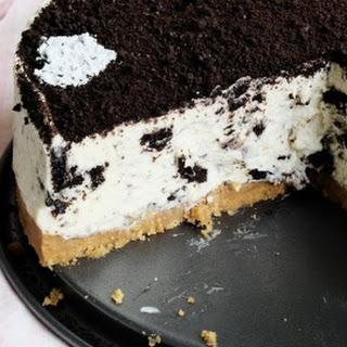 No Bake Oreo Cheesecake.