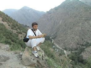 Photo: Hislitepeden Aksu Vadisi (Menba Yönü)