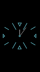 Future Watch face for SW2 Q7 screenshot 1