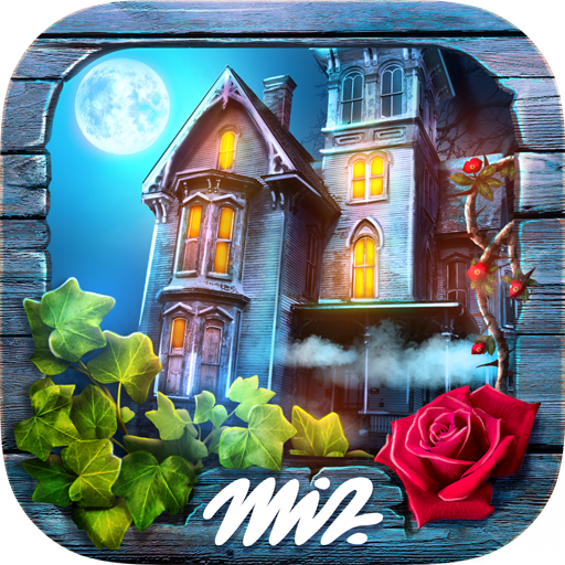 Hidden Objects Haunted House – Cursed Places (game)