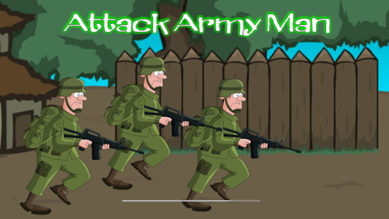 Attack Army Men - náhled