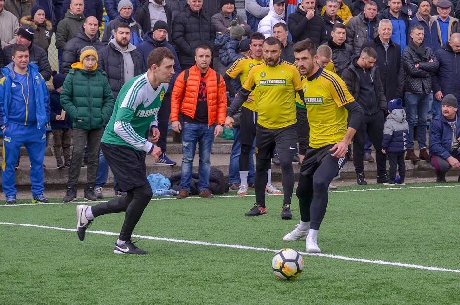 Міні-футбол: Чемпіонат Чернівецької області 2019/20. Фінал. «Вікторія-Моцарелла» — «Іванківці» 0:4