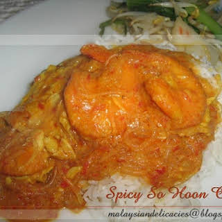 Spicy So Hoon Curry.