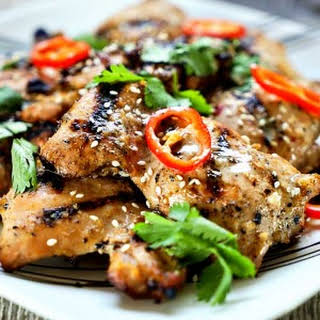 Thai Grilled Chicken.