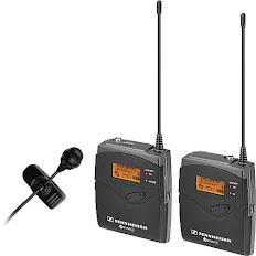 Sennheiser EW100 G3 radio mikrofono komplektas