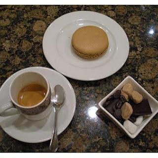 Espresso Macaroons