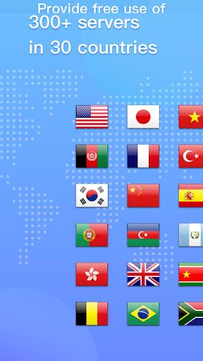 Free VPN & WiFi Security Master - Secure Tunnel screenshots 1