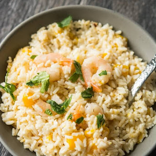 Shrimp Mango Coconut Milk Recipes
