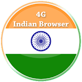 4G Indian Browser - High Speed Indian Browser