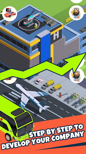 Traffic Empire Tycoon 2.2.0 screenshots 6