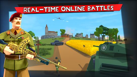 Raidfield 2 – Online WW2 Shooter Mod Apk (Unlimited Bullets) 2