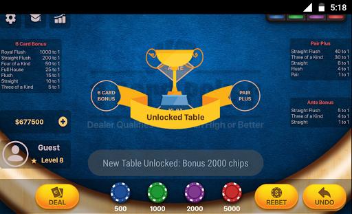 Three Card Poker  screenshots 3