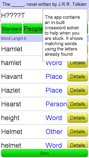 Crossword painmod.com screenshots 7