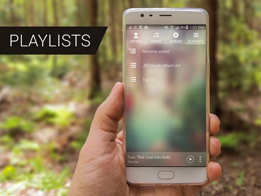 Audio & Music Player screenshot 5