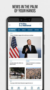 App The National UAE APK for Windows Phone