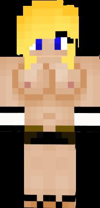 Anime boob naked
