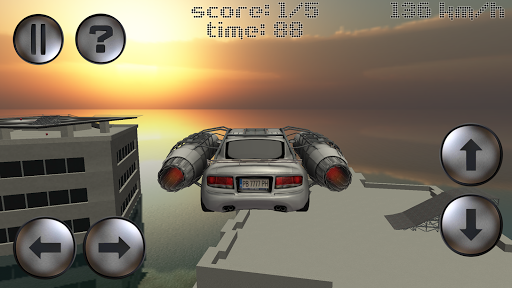 Jet Car - Extreme Jumping  screenshots EasyGameCheats.pro 4