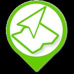 GPS Navigation & Maps Icon