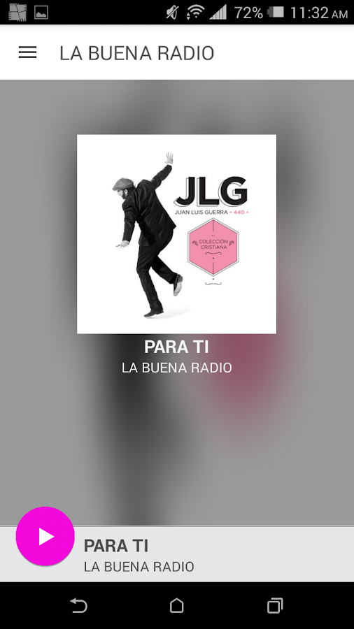 LA BUENA RADIO- screenshot