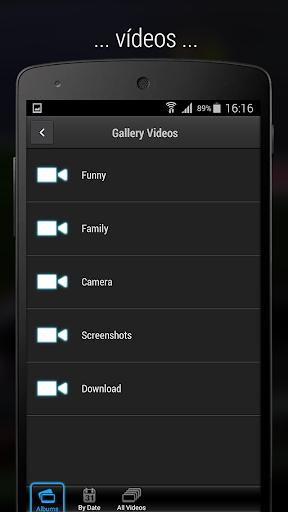 iMediaShare – Fotos y música screenshot 5