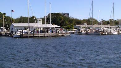 Photo: Vero Beach Municipal Marina, Vero Beach FL.