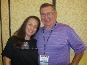 Photo: With Supercool CSM pilot Richard Gordon!