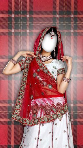 民族服飾照片蒙太奇