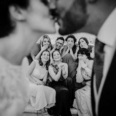 Wedding photographer Pio Morales (bodayarte). Photo of 09.06.2016