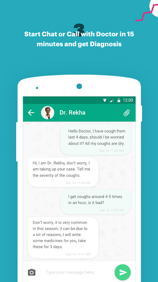 DocsApp - Consult Doctor Online 24x7 on Chat/Call ...