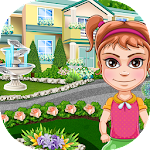 Garden Design - Decoration Games Icon