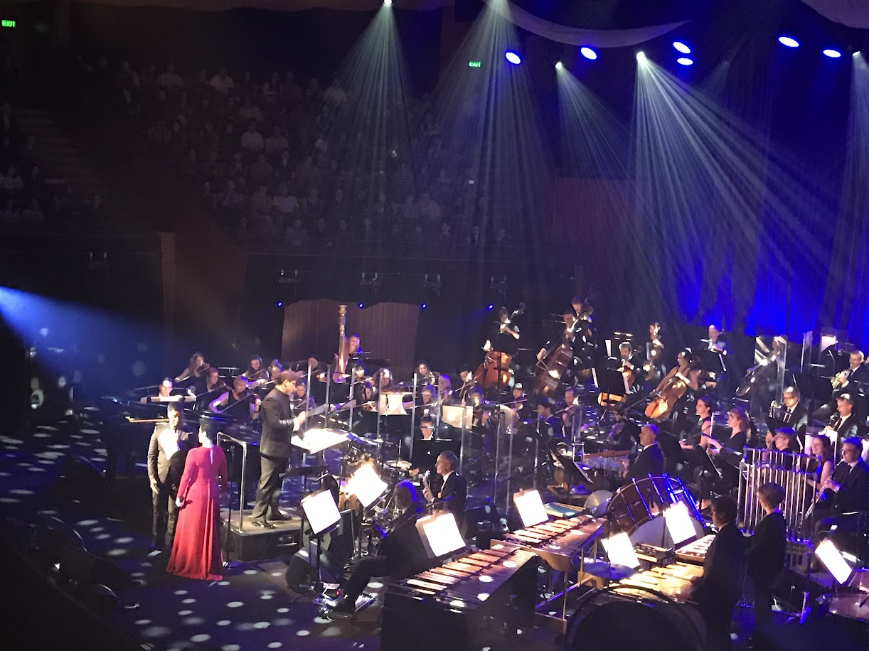 Dave Torres & Lea Salonga singing A Whole New World
