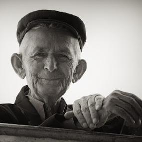 by Emmy Dijkmans - People Portraits of Men