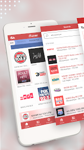 myTuner Radio and Podcasts Apk 4