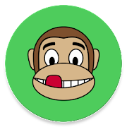 Monkey Stickers for WhatsApp (WAStickerApps)