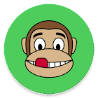 Monkey Stickers for WhatsApp (WAStickerApps) icon