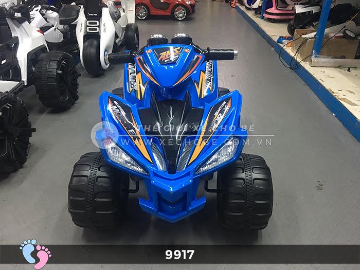 Xe moto điện trẻ em 9917 7