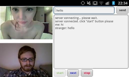 webcam chat free random chat