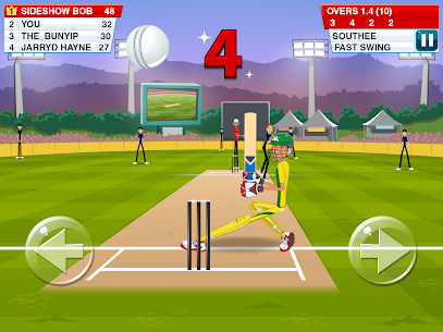 Stick Cricket 2 App Latest Version Download For Android and iPhone 8