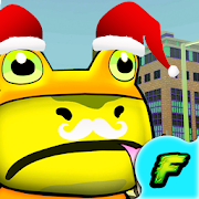 Amazing Frog Game: IN THE CITY