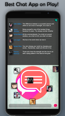 Chat Apps - screenshot