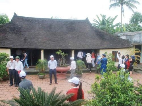 Bảo tồn các nhà rường ở Làng cổ Phước Tích