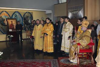 Photo: Празднование 5-летия прихода в Остенде - Viering 5 jaar orthodoxe parochie te Oostende - aartsbisschop Simon