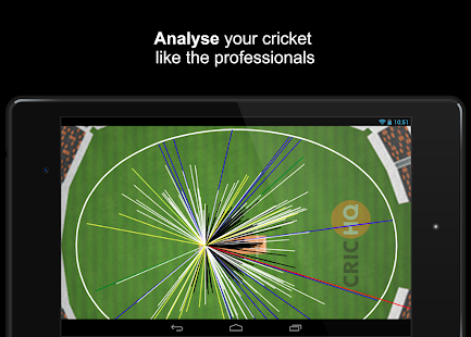 CricHQ- screenshot thumbnail